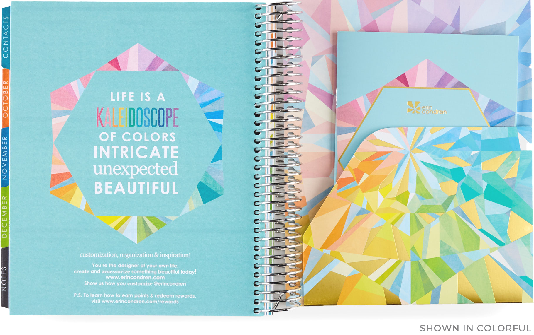 cd106708 Learn More About LifePlanner™ | Build Your Own | Erin Condren