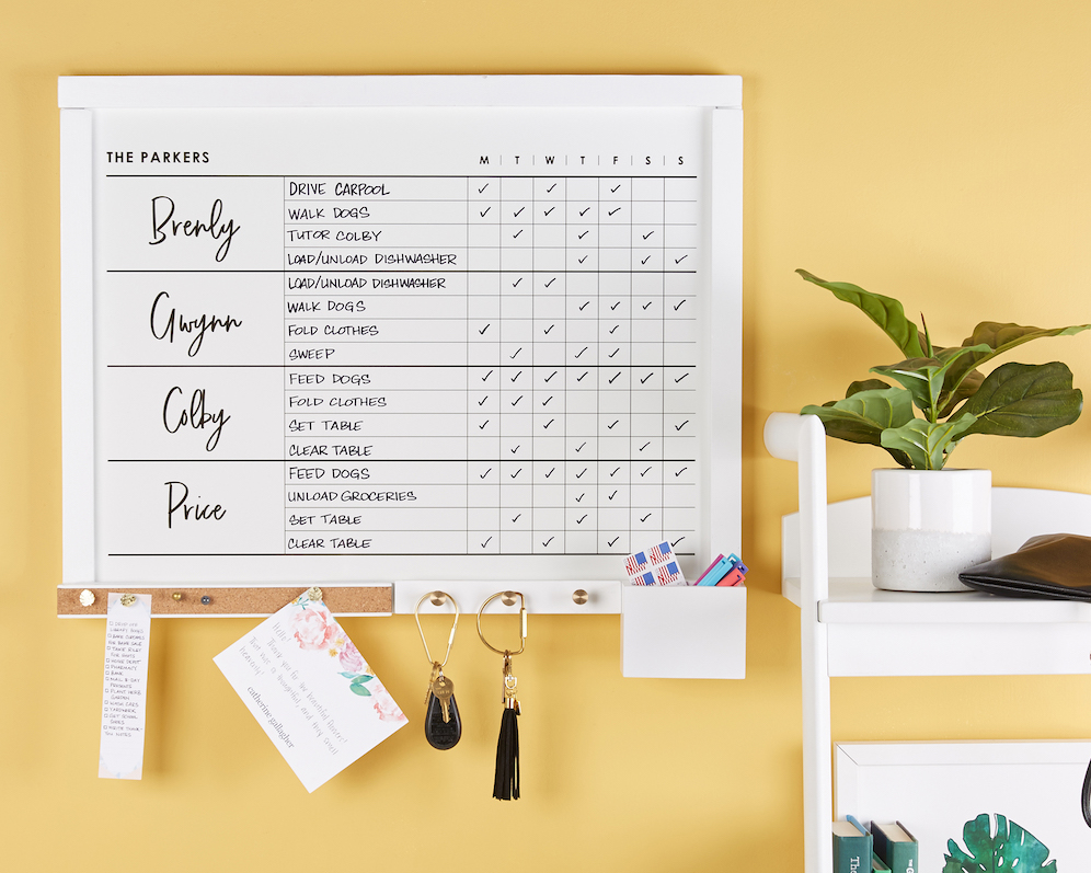 Best Wall Organizer For Your Home And Office Erin Condren